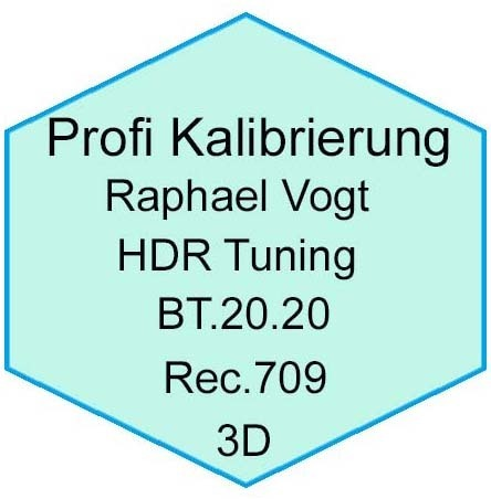 Profi beamer kalibrierung raphael vogt hdr tuning online - Beamer leinwand selbstbau ...