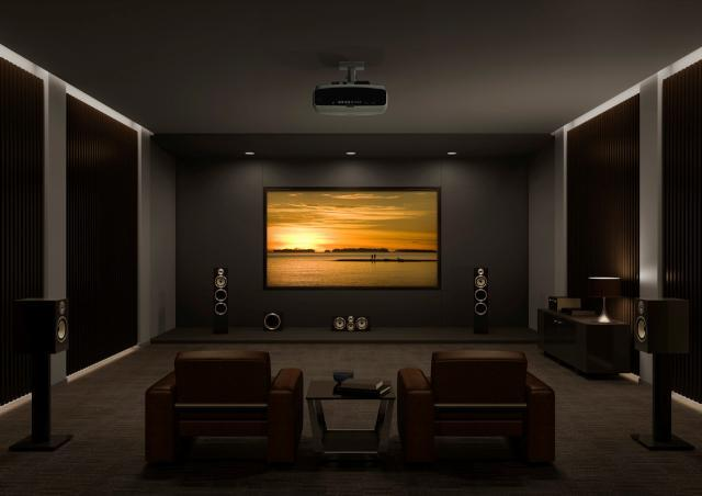leinwand test draper react die richtige heimkino leinwand. Black Bedroom Furniture Sets. Home Design Ideas