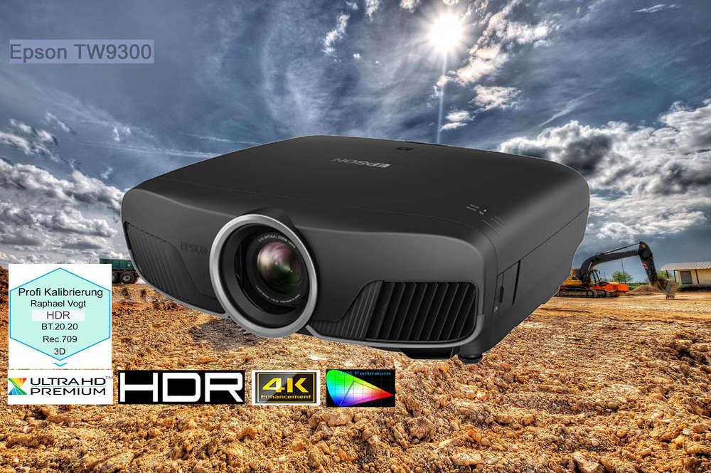 Epson EH-TW9300 4K HDR Testsieger Heimkinobeamer online kaufen