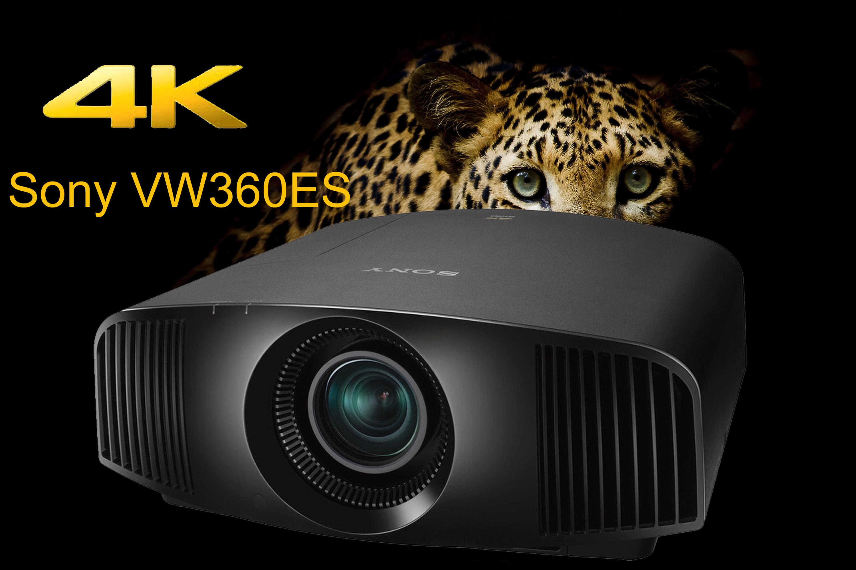 Sony VPL-VW360ES 4K-HDR- Beamer preisgünstig online kaufen B4U