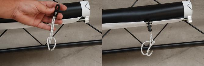 Beamer leinwand selbstbau stunning leinwand selber bauen den rahmen montieren with beamer - Led leinwand selber bauen ...